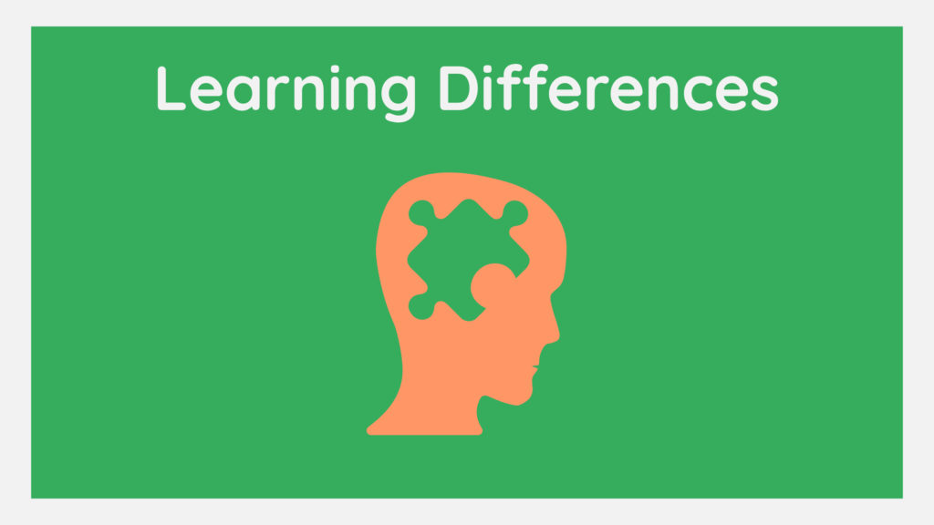Treating learning differences